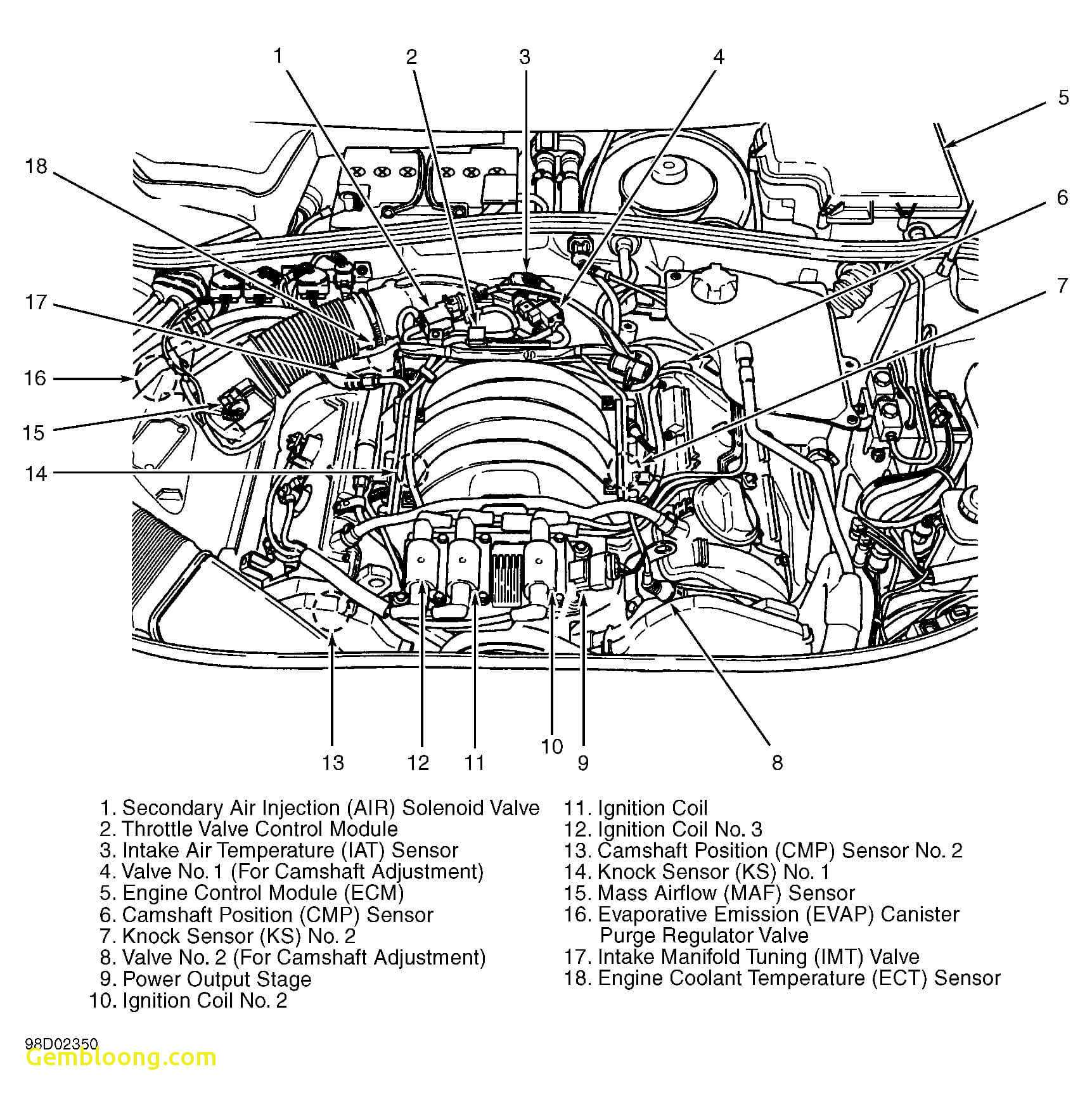 2000 Alero Engine Diagram | Wiring Diagram on